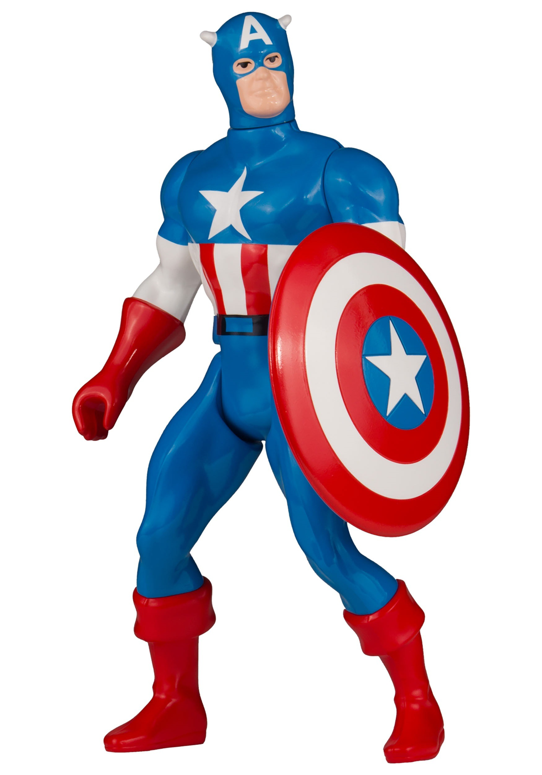 1750x2500 Gentle Giant Captain America Jumbo Figure
