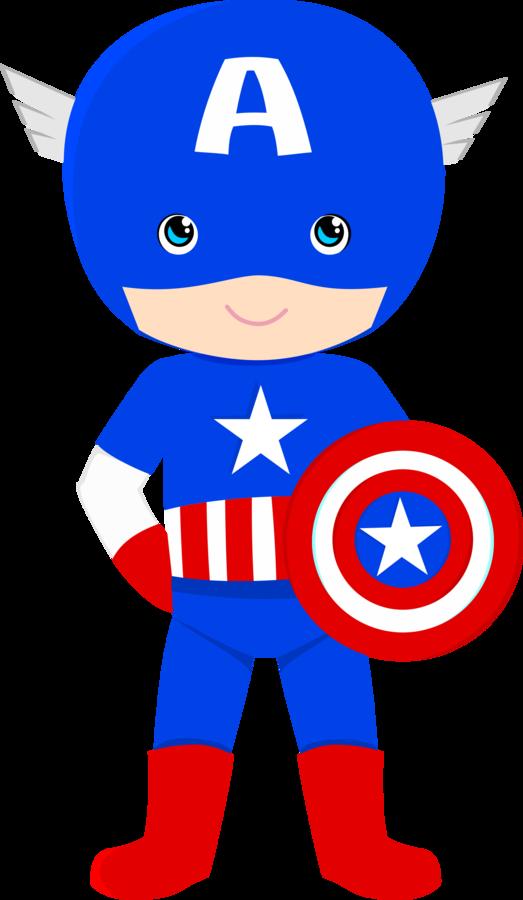 523x900 Baby Clipart Captain America