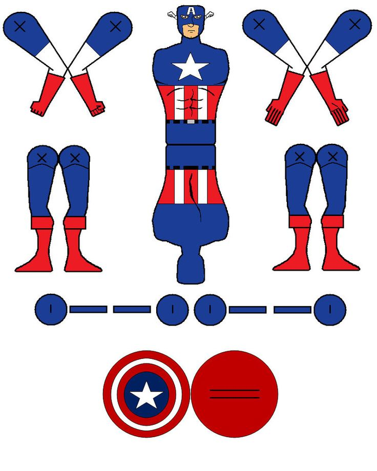 736x920 200 best Captain America Printables images Paper