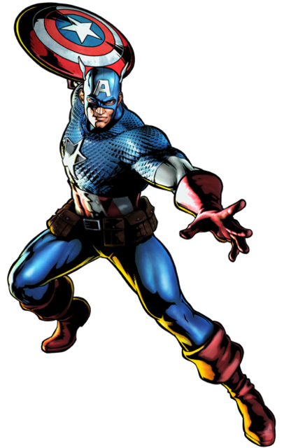 406x640 Captain America (Character)