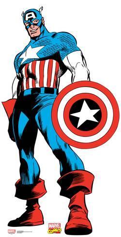 250x488 Captain America