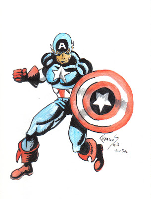305x400 Captain America Clipart#2085009