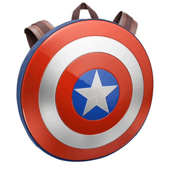 600x600 America Clipart Captain America Shield