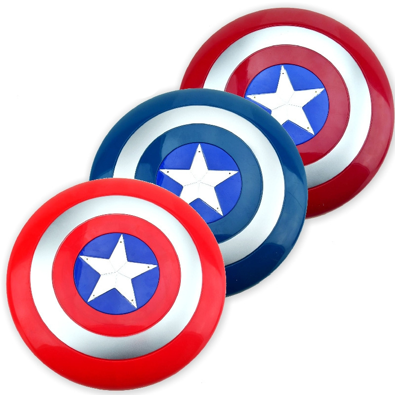 Captain America Shield Clipart