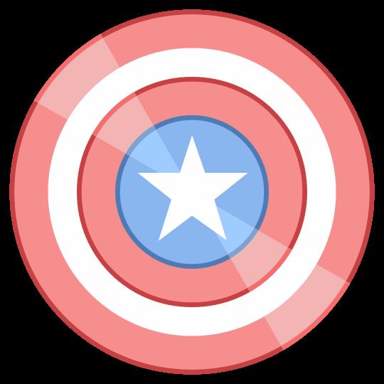 540x540 Captain America Icon