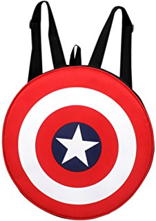226x320 Captain America Shield Backpack Amazon.in Bags, Wallets Amp Luggage