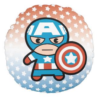 324x324 Captain America Shield Pillows