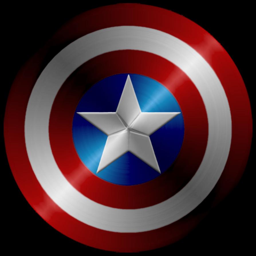 894x894 Captain America Shield Redo By Kalel7