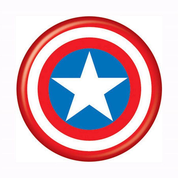 700x700 America Shield Button