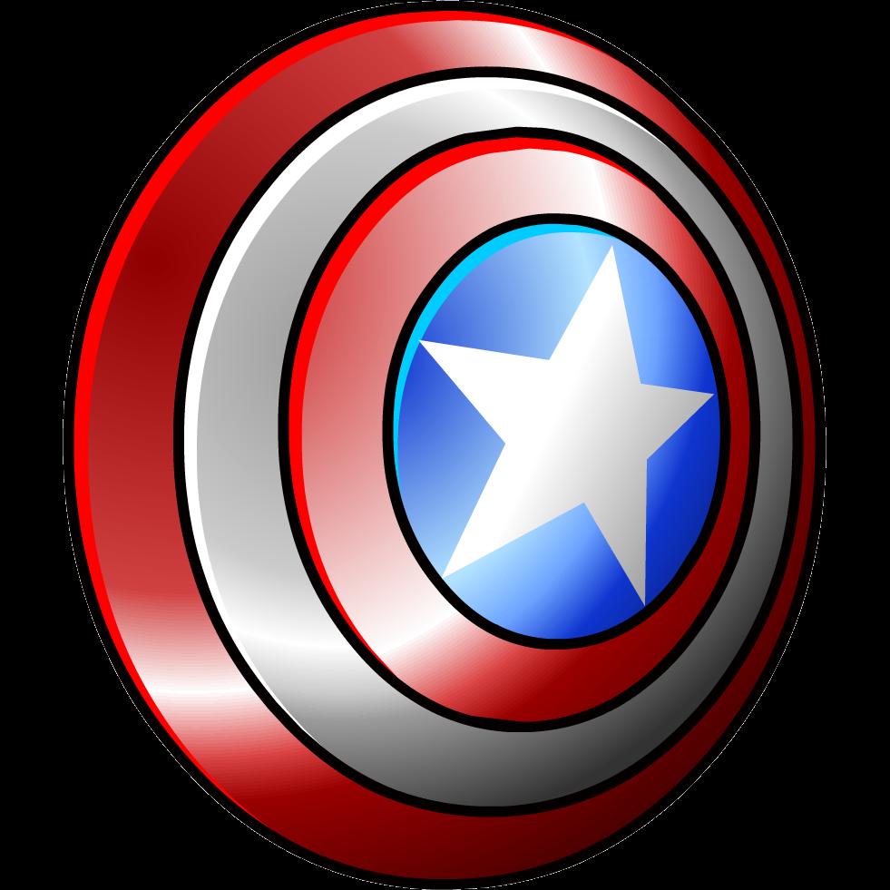981x981 America Clipart Captain America Shield