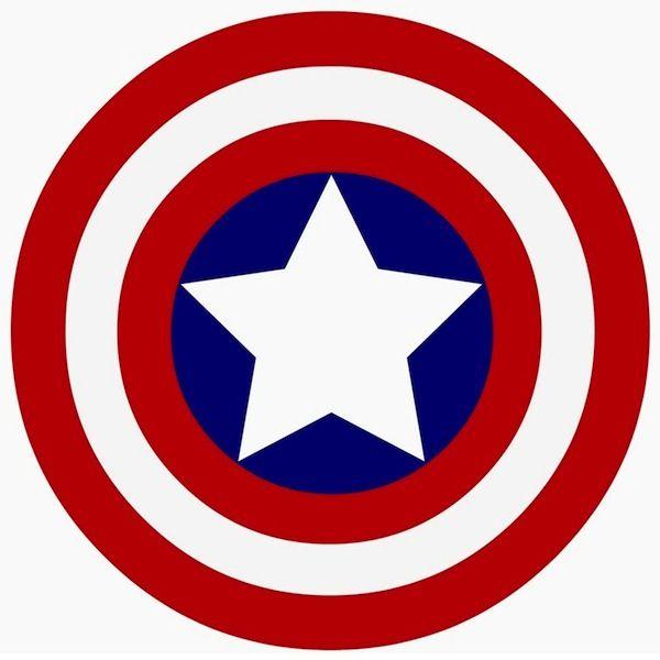 600x600 Best Captain America Logo Ideas Logo Capitan