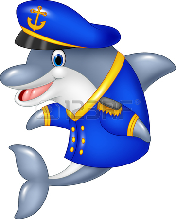 Captain Clipart