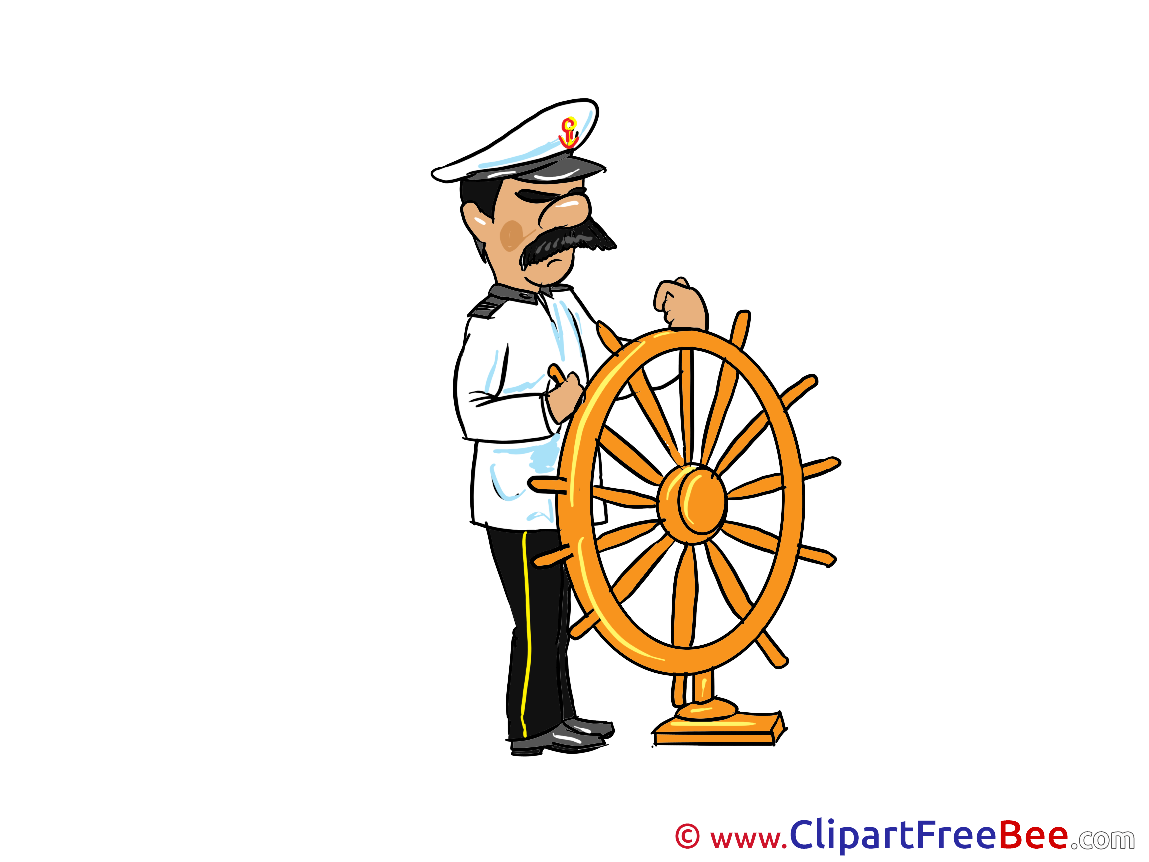 2300x1725 Captain Steering Wheel Download Clip Art For Free