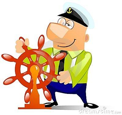 400x376 Cruise Ship Clipart Captain