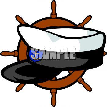 350x350 Ship Captains Hat