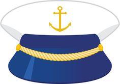 236x165 Captain's Hat Clip Art