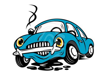 400x315 Car Accident Clip Art