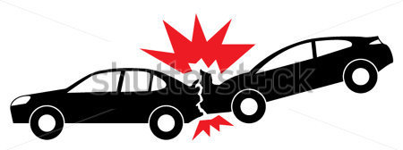 450x168 Car Crash Clipart
