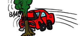272x125 Car Crash Cartoon Pictures Free Download Clip Art Free Clip