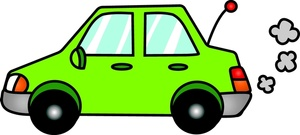 300x135 Cartoon Cars Clipart