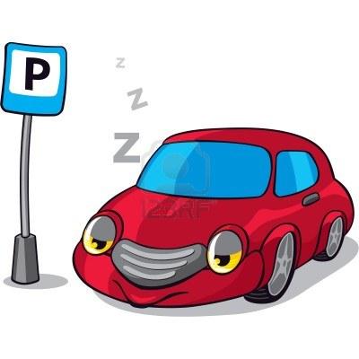 400x400 Clip Art Parking Spot Clipart