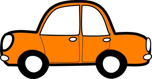 600x314 Free Clip Art Car