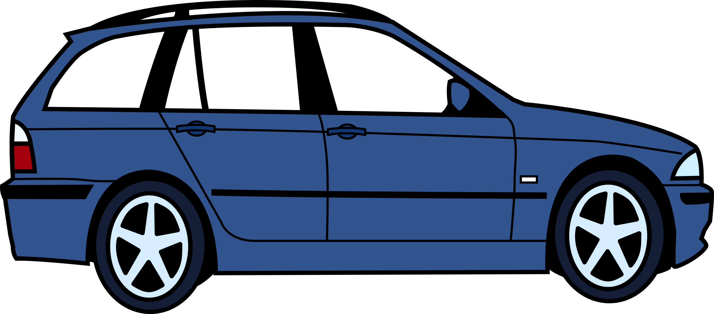 2400x1056 Bmw Clipart Animated