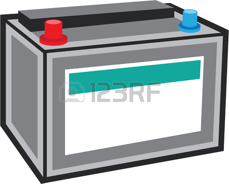 Car Battery Clipart