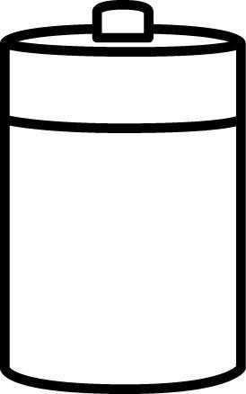 274x438 Clipart Battery