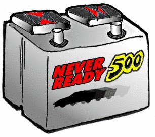 306x270 Free Car Battery Clipart