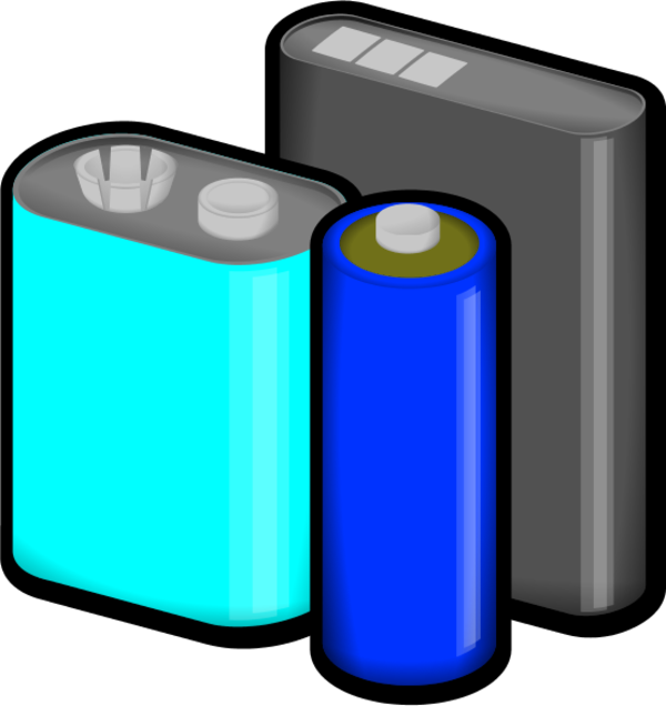 600x636 Battery Clipart Hostted