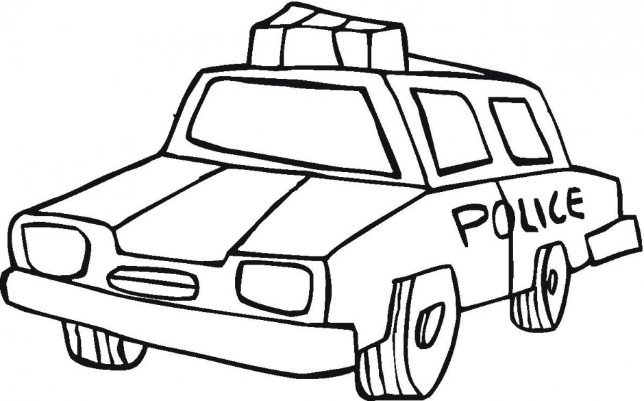 940x585 Police officer car clipart