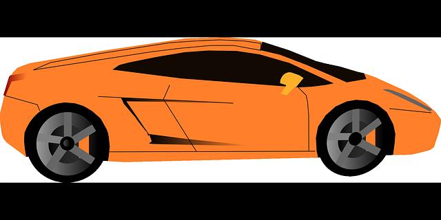 640x320 Car, Cartoon, Orange, Transportation, Sports, Cars