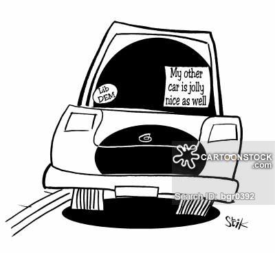 400x368 My Other Car Cartoons And Comics