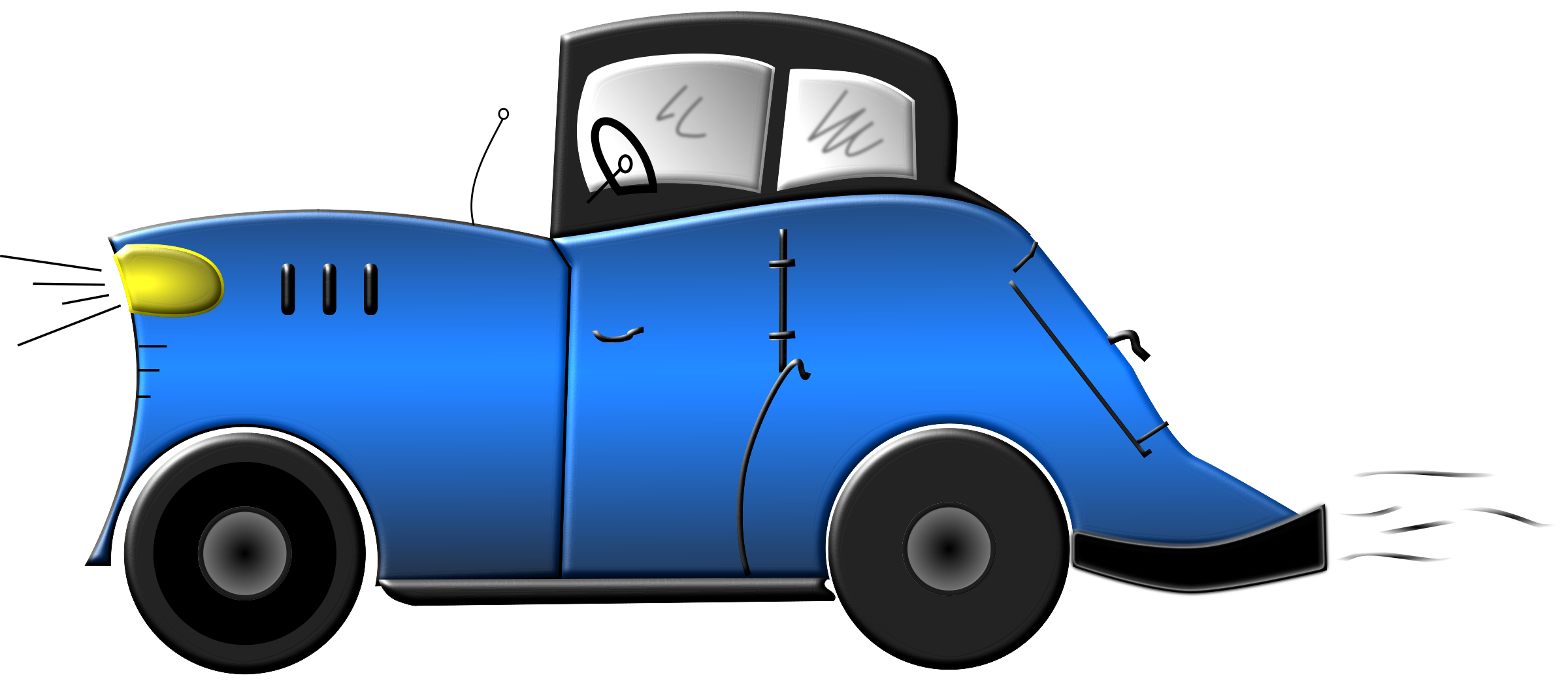 2400x1050 Cartoon Cars Pics