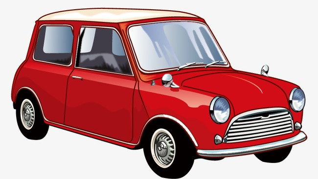 650x367 Cartoon Red Car, Cartoon, Red, Car Png And Vector For Free Download