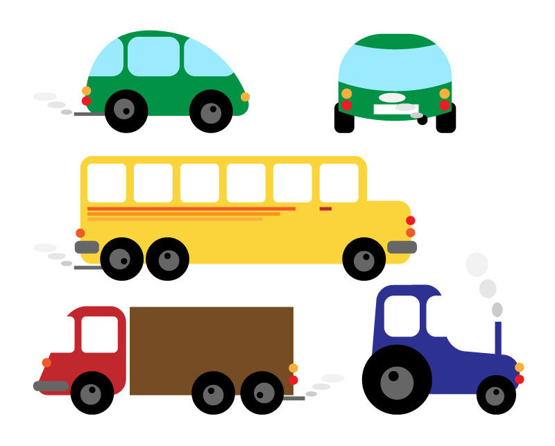 800x643 Picture Of Cartoon Cars