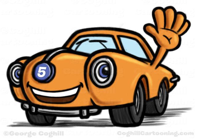 640x456 Carautomobile Cartoon Character
