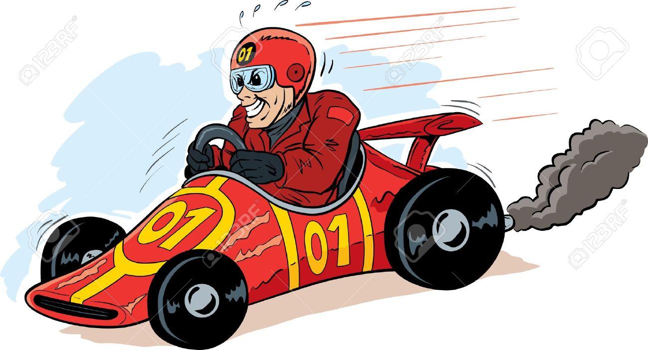 1300x702 Cartoon Race Car Pictures Group