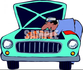350x295 Fix Car Clipart