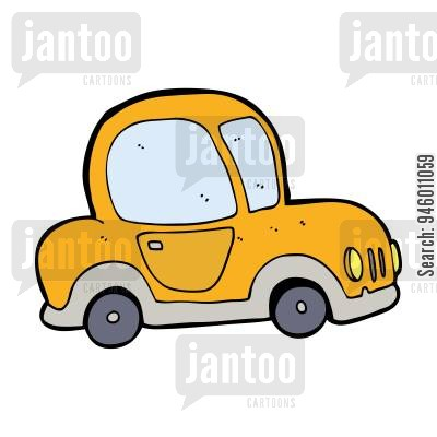 400x400 Small Car Cartoons