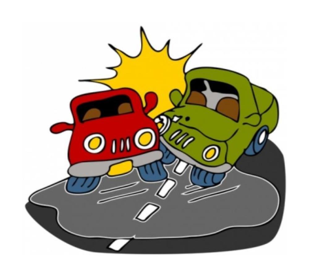 1000x900 Car Crash Cartoon Pictures Free Download Clip Art Free Clip