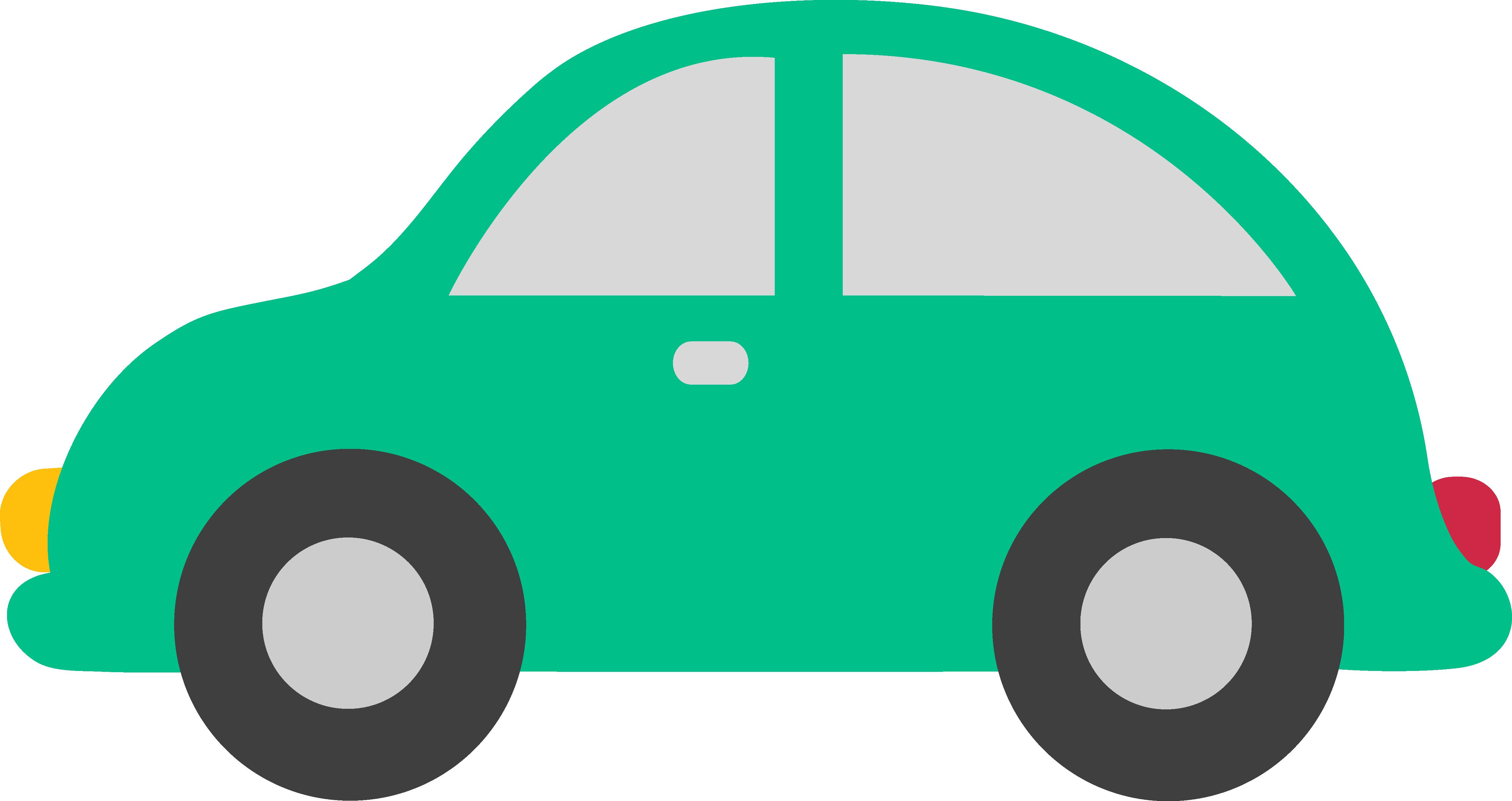 4916x2605 Free Car Clip Art