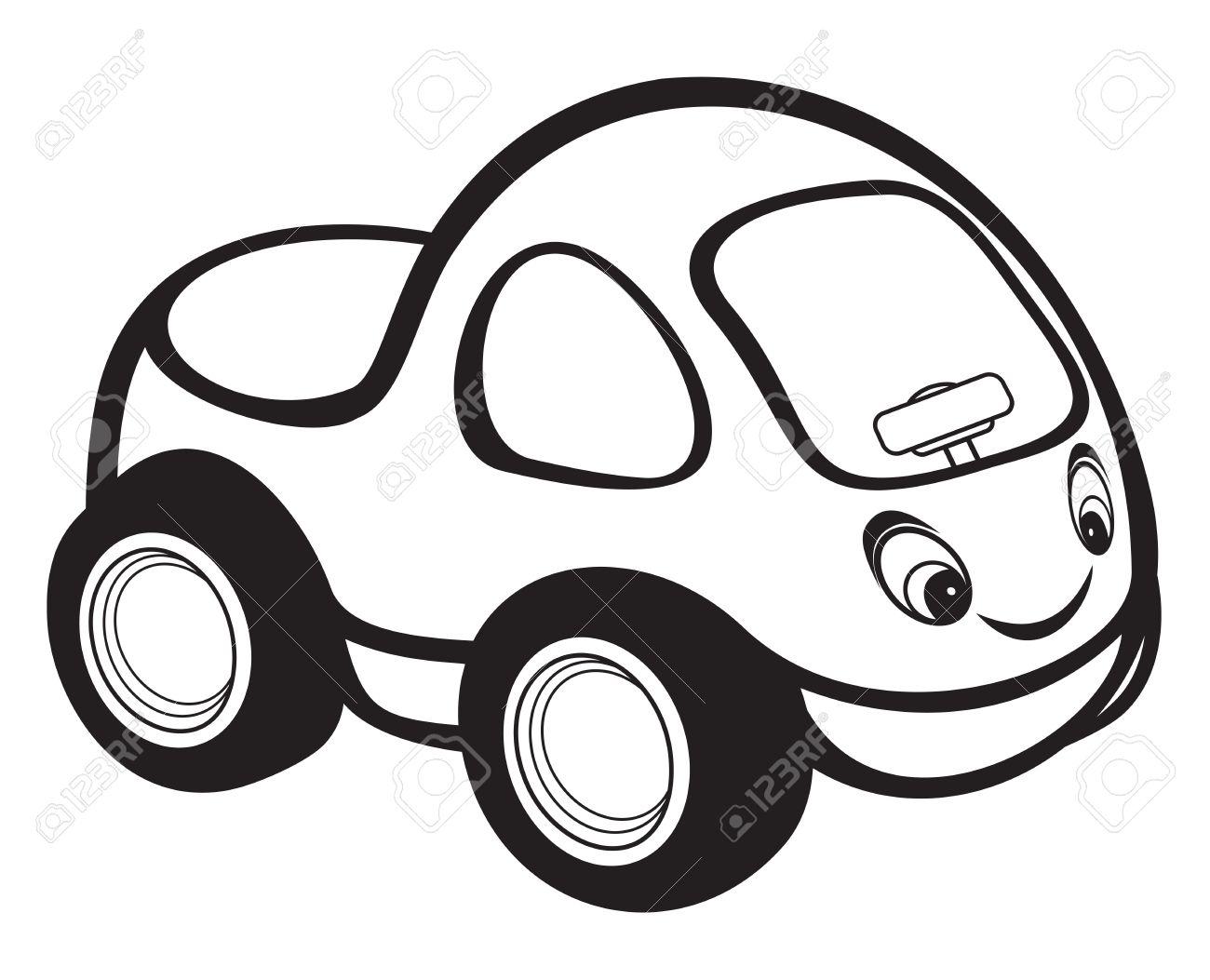 1300x1053 Black Clipart Toy Car