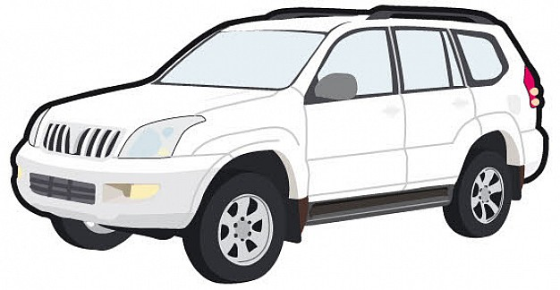 626x324 Vehicle Clipart Suv