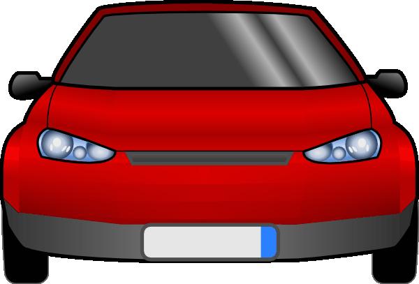 600x407 Clip Art Of Car Clipart Image 3