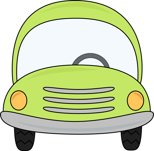 500x488 Clip Art Of Car Clipart Image 6