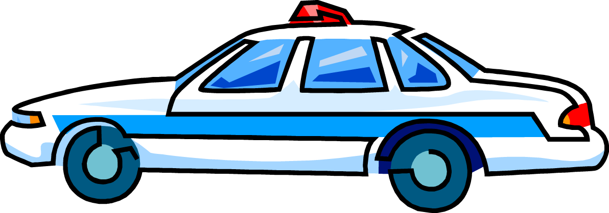 1192x418 Police Car Clipart Free Images 7