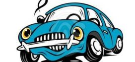 272x125 Car Clipart