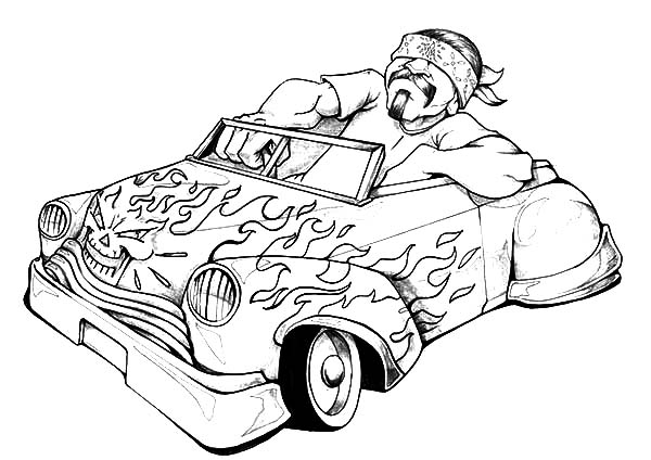 600x424 cars sheriff from disney cars coloring page